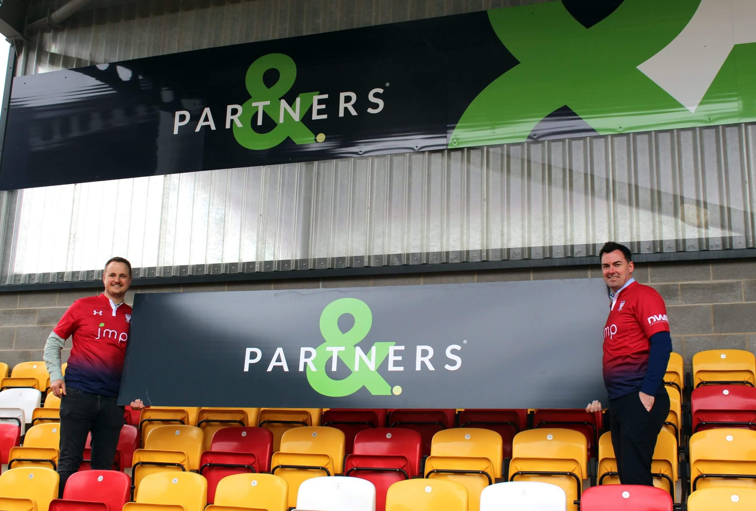 York Football Club / Partners& branding